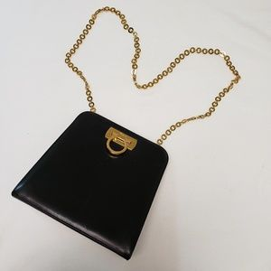 1970s Ferragamo Vintage Bag - Princess Diana Style